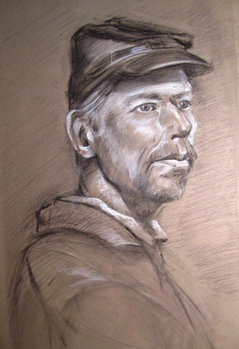 Scott Hutchison @ The Art League