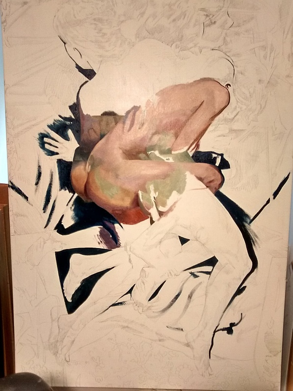 No Underpainting