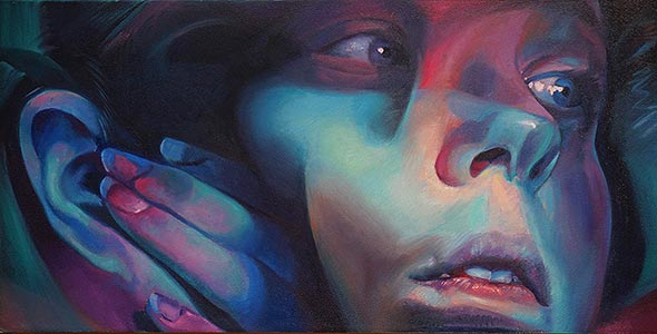 Click here to see Scott Hutchison's Painting called Inside Out