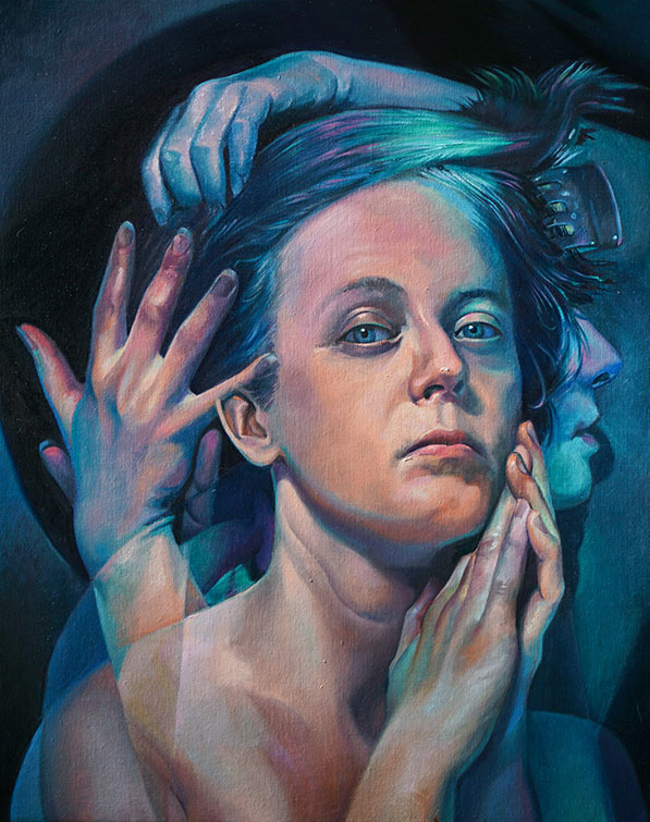The Final layer of Her Echo Her Shadow by Scott Hutchison