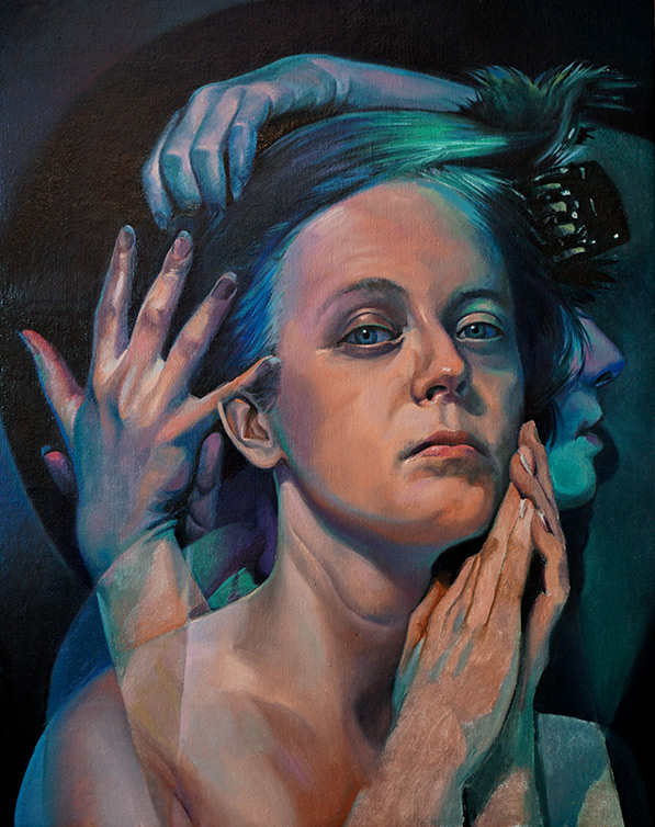 The Fourth layer of Her Echo Her Shadow by Scott Hutchison