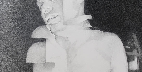 Scott Hutchison - Shift- Graphite Figure Drawing