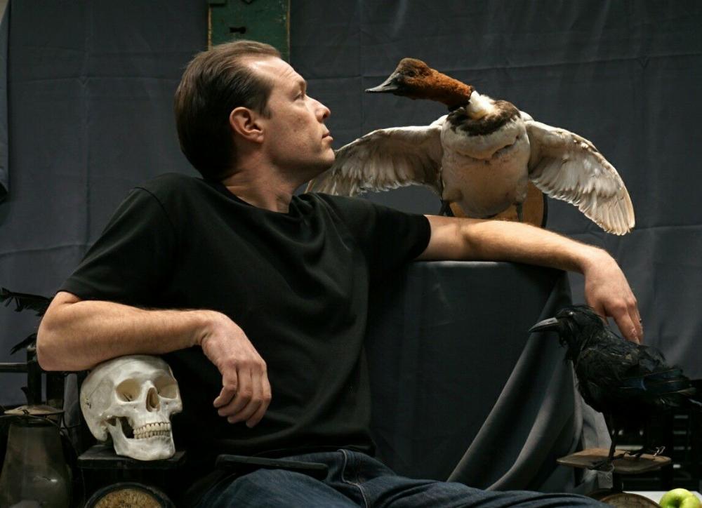 Scott Hutchison - Still life