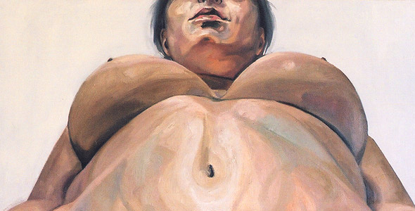 Unbreakable - Oil on Canvas by Scott Hutchison Thumbnail