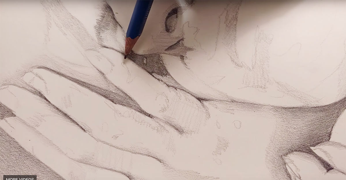 A 1.5 minute Quick Shading Tip Video