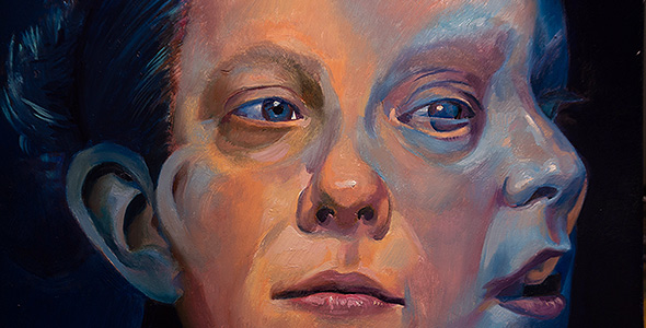 Scott Hutchison - Hillyer Arts Space Solo Show Talk