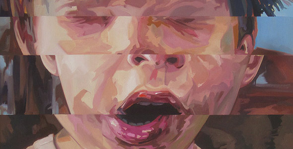 Unfinished - oil on canvas by Scott Hutchison thumbnail